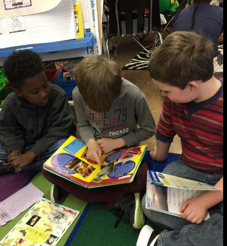UCPS launches new literacy framework
