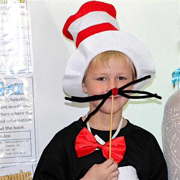 Photo Gallery: UCPS students enjoy Read Across America Day 2016