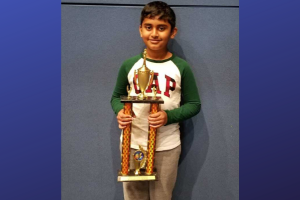 Sandy Ridge Student Places in NC State Chess Championship
