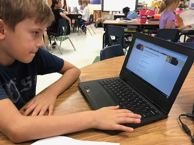 Empowering Students in Third Grade