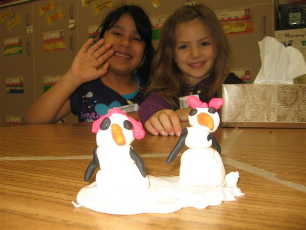 "Learning Is ""Snow"" Much Fun!"