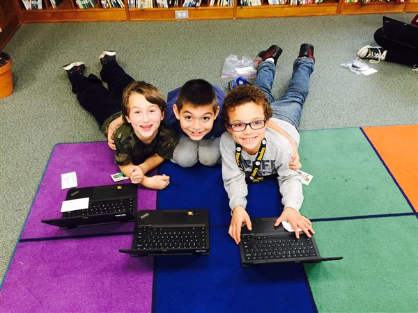 Hour of Code has a Global Focus