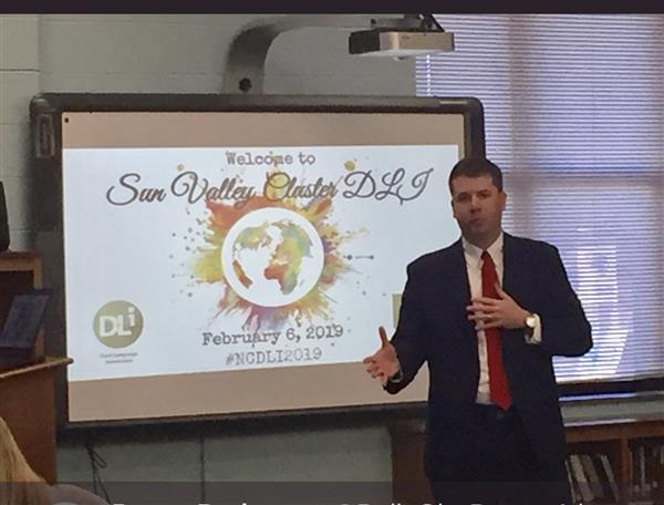 Shiloh and Sun Valley Elementary Schools host international visitors!