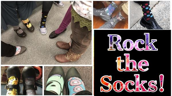 Rock the Socks