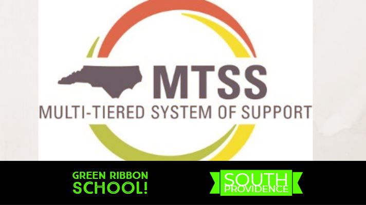 We are a Green Ribbon School!