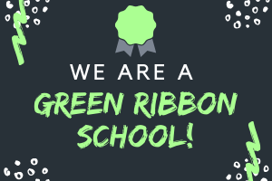 Green Ribbon School, Again!