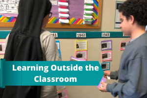 Learning Outside the Classroom