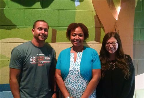 Stallings welcomes new staff members
