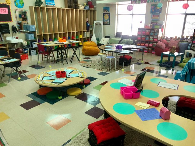 Engaging Learners through Flexible Seating