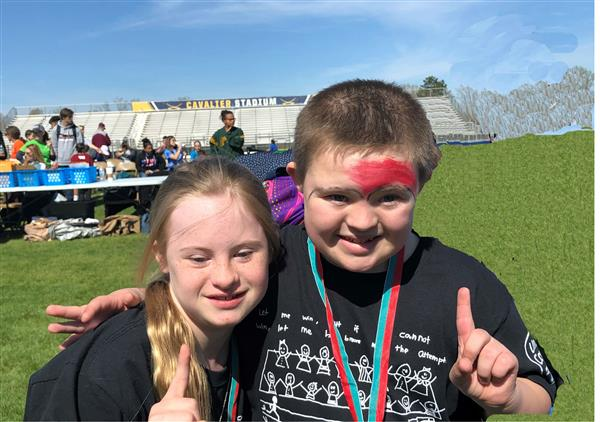 Stallings Team wins Special Olympic Medals