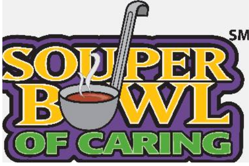 """SOUPER BOWL OF CARING"""