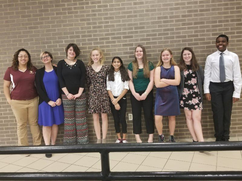 SVMS Students Shine