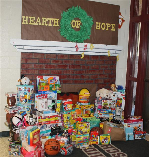 Hearth of Hope gifts