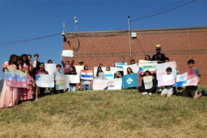 Students celebrate Hispanic Heritage Month