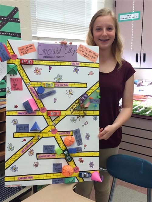 Ms Nailor S 8th Grade Geometry Project