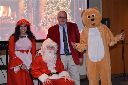 UCEC hosts the annual Angel Tree event