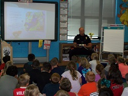 Second Grade Learning Safety Tips
