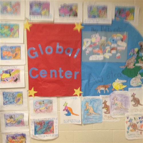 Globalization in Kindergarten