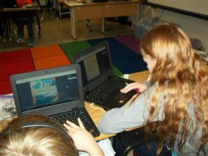 Using myOn for classroom projects