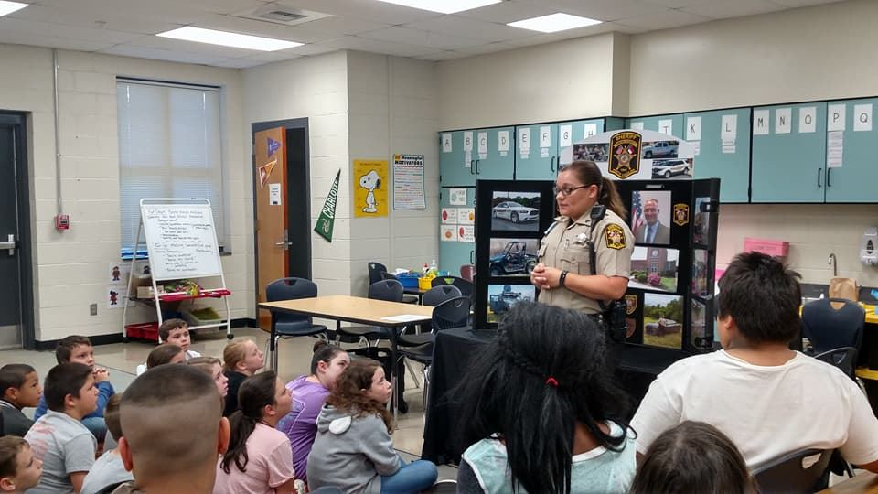Union Elementary Celebrating Career Day