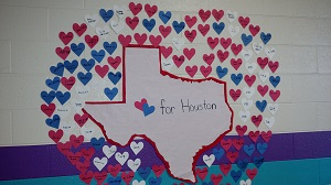 Hearts for Houston