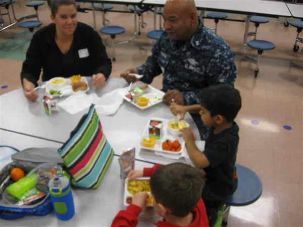 Pre-K celebrated Veteran's Day!