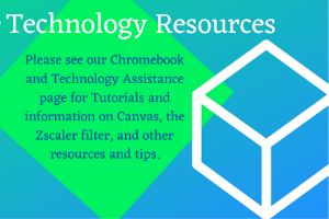 Chromebook and Technology Resources