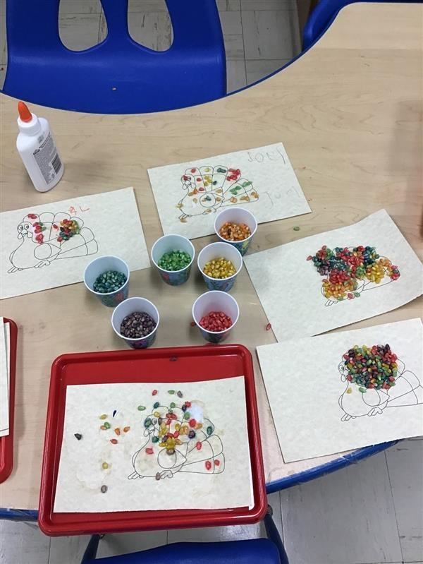 Improving Our Fine Motor Skills