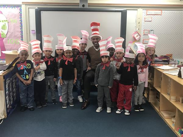 Celebrating Dr.Seuess