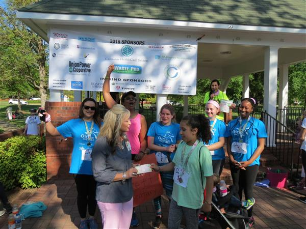 Girls on the Run Make a Difference