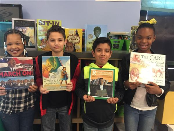 Mrs. Phillip's Class Celebrates Black History Month