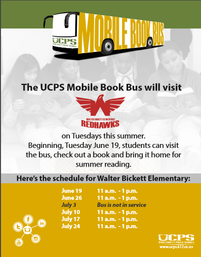 UCPS Book Mobile