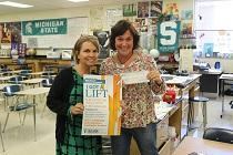 Ms. Dilsworth receives LIFT Grant