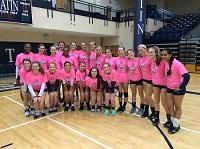Warriors participate in Serve for the Cure