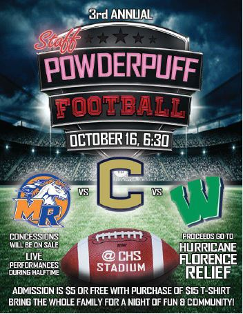 Staff Powderpuff to Benefit Hurricane Relief