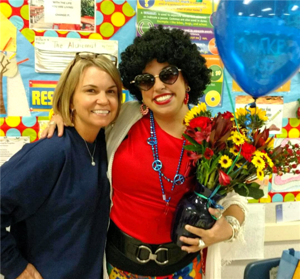 Ms. DiFronzo named WHS Teacher of the Year