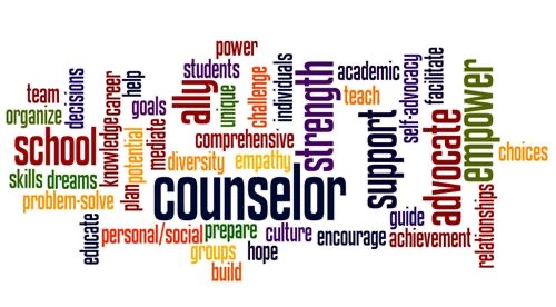 New School Counseling Canvas Page