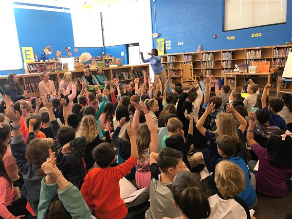 Authors and Artists Celebrated at Wesley Chapel