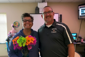 Michelle Konopka selected as 2019-2020 Instructional Assistant of the Year