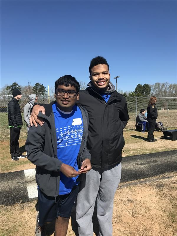 Wolfe Students Shine at Special Olympics