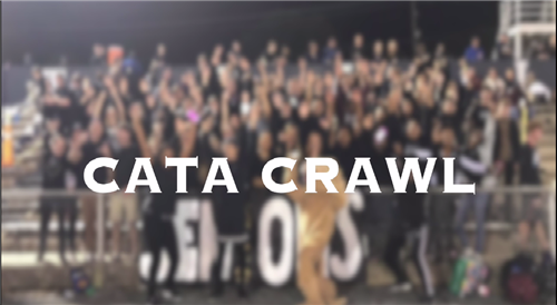 Screen grab from CATA Crawl Video