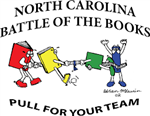 N. C. Battle of the Books logo