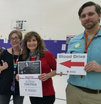 BHESA and American Red Cross Blood Drive