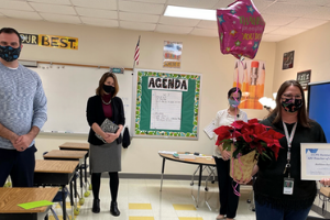 UCPS Outstanding AIG Teacher of the Year