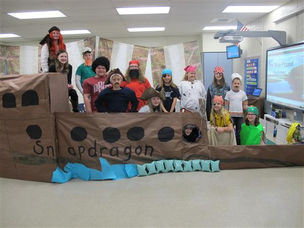 AIG Students Create Snapdragon