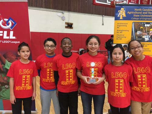 BHESA First Lego League Robotics Champs