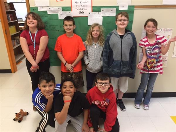 Math March Madness At Rocky River Elementary