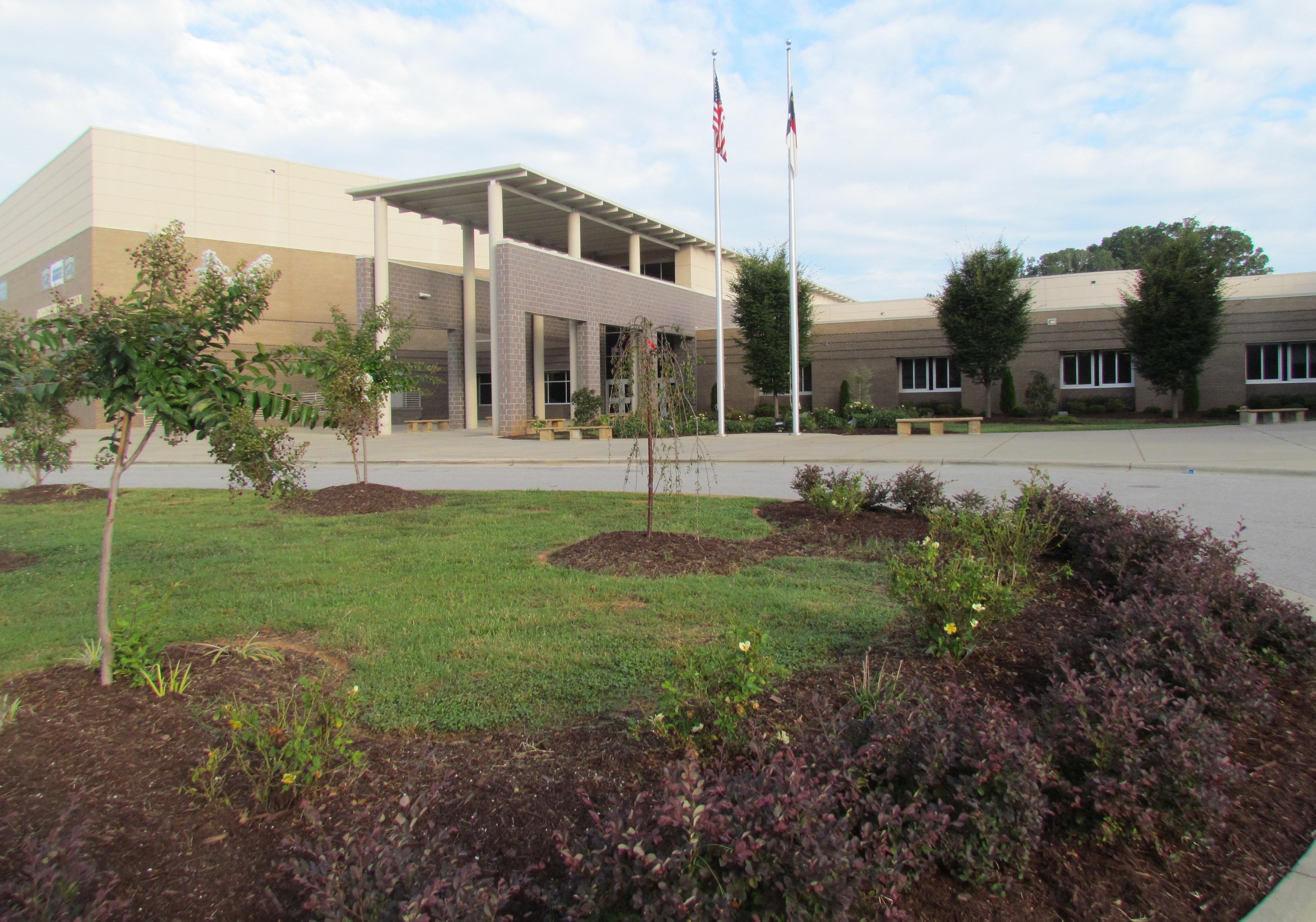 ... Cuthbertson High School ...